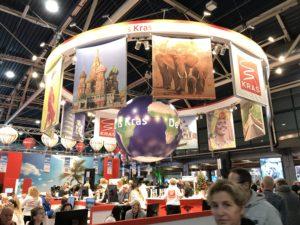 VR video promotes destinations central arena