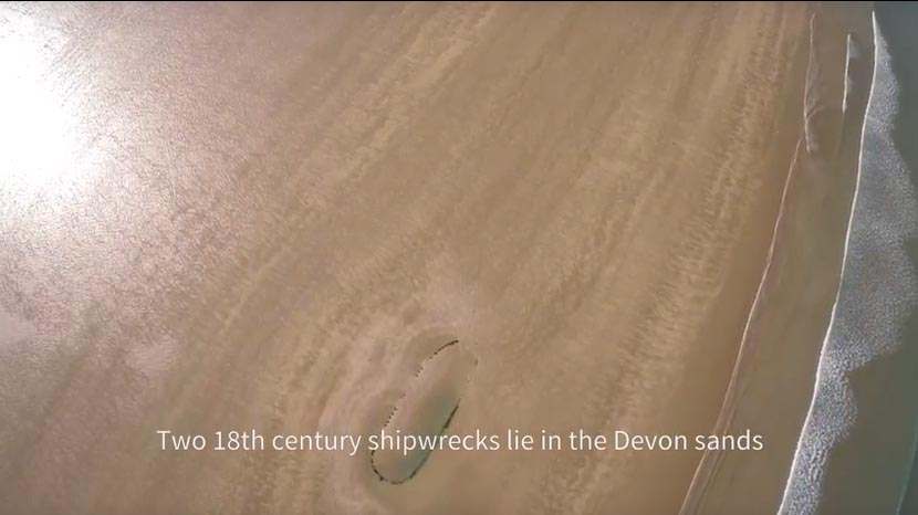 Devon Wrecks Video