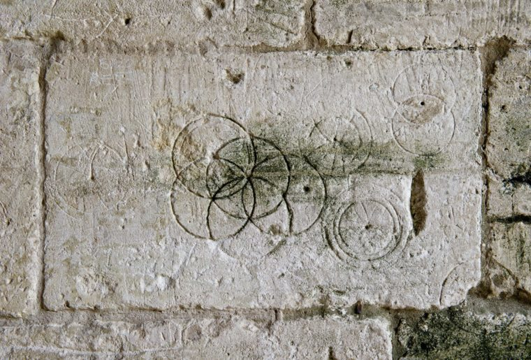 Historic England Video Witches Marks