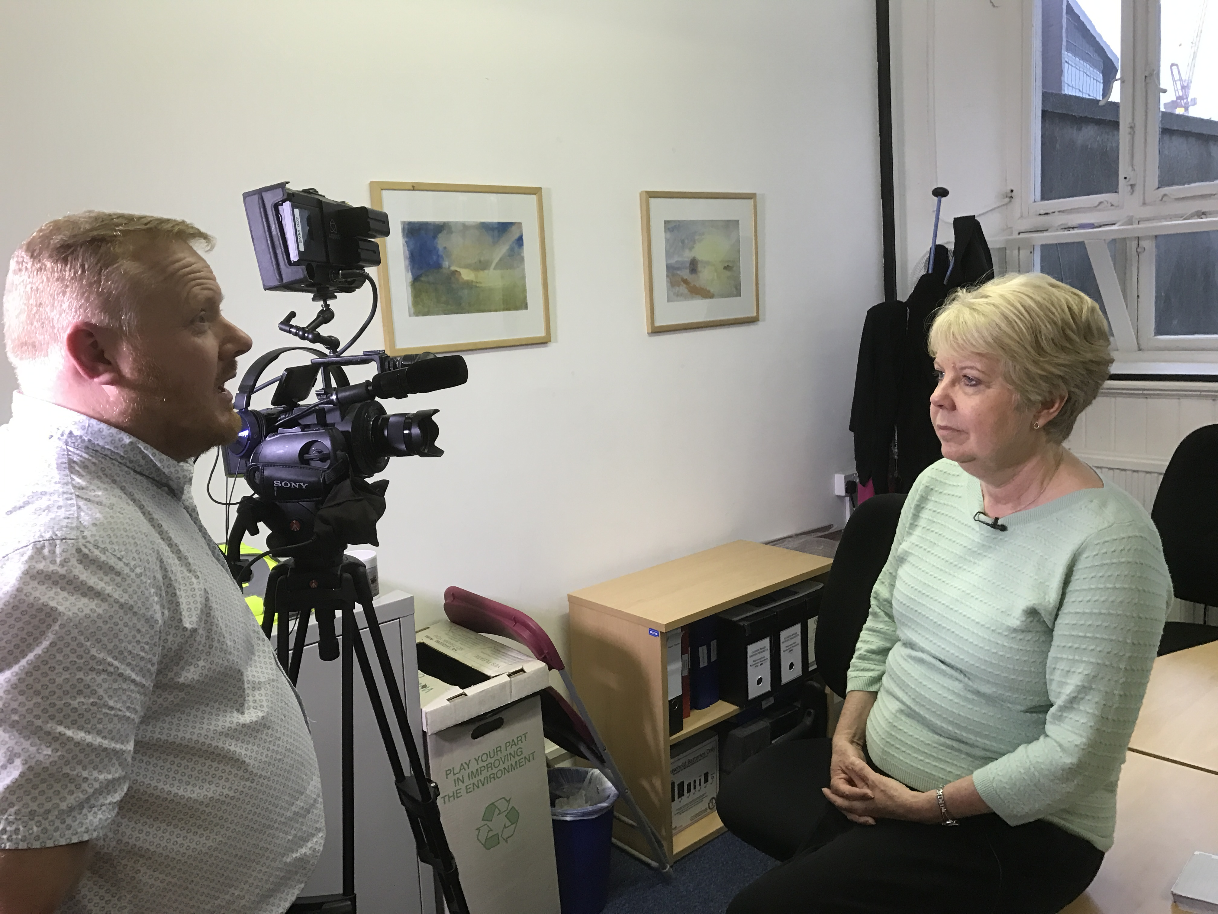 Our video for the Plymouth History Centre Business Support Team