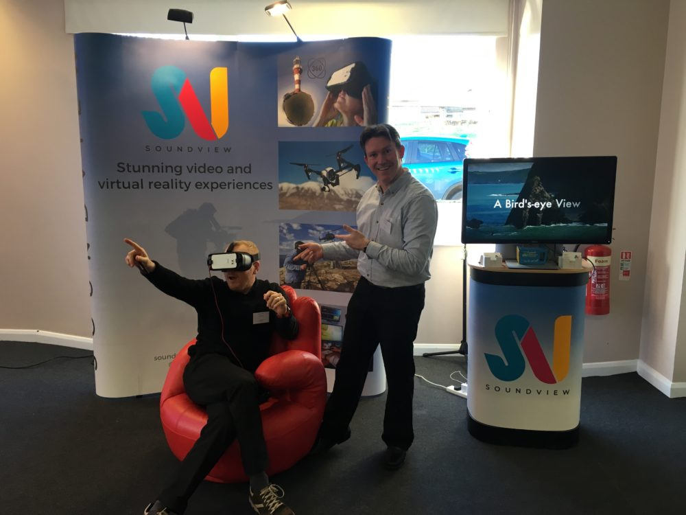 Talking Tourism and 360 VR for your business' marketing
