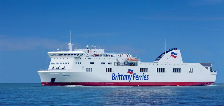Brittany Ferries: See the New Connemara Interior