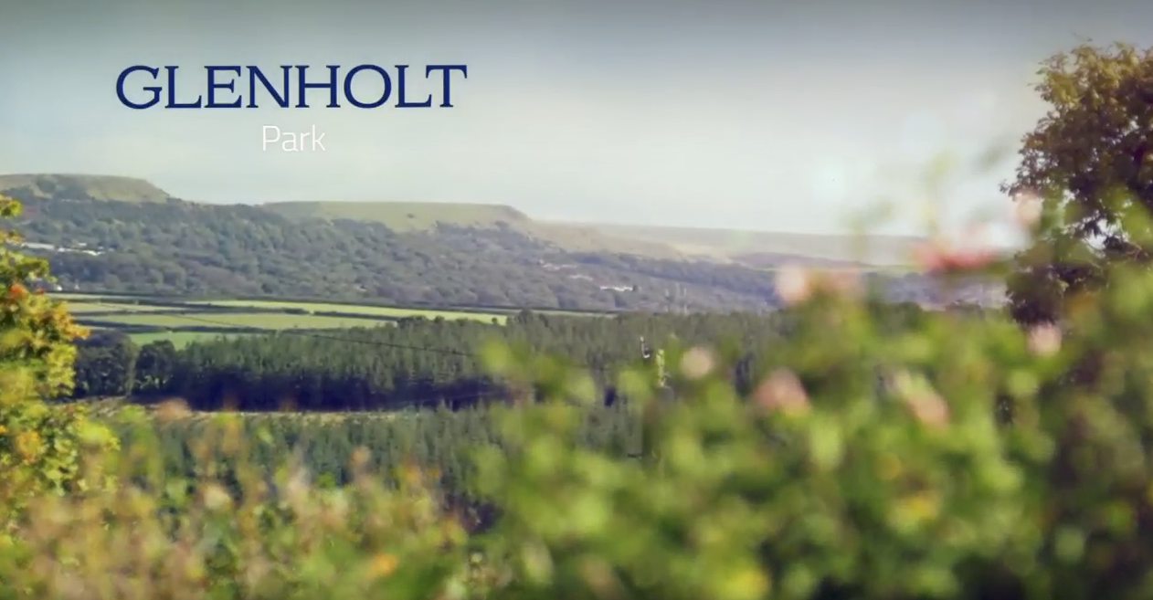 Our Glenholt Park Ad, as seen on TV!