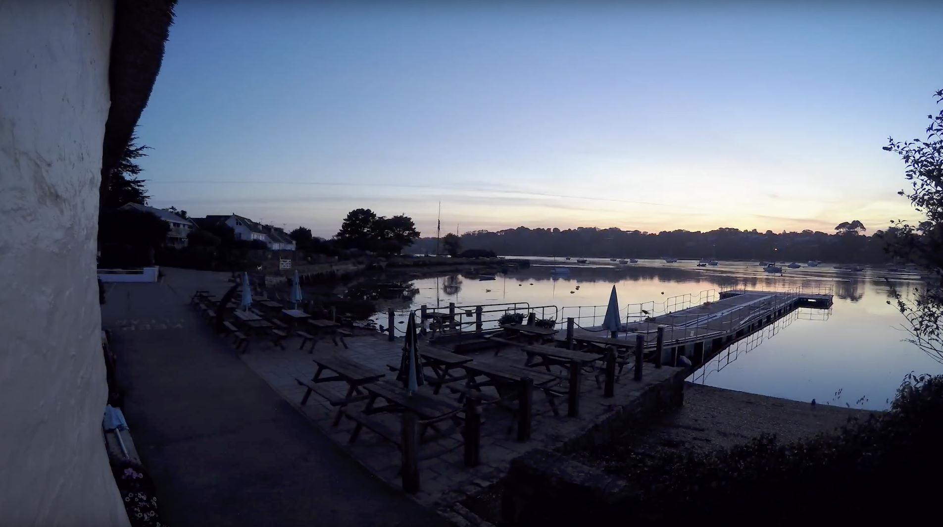 Time-lapse: Capturing the Construction of a new Pontoon