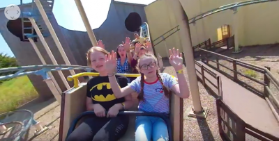Crealy, the South West's No 1 family day out in 360 Video
