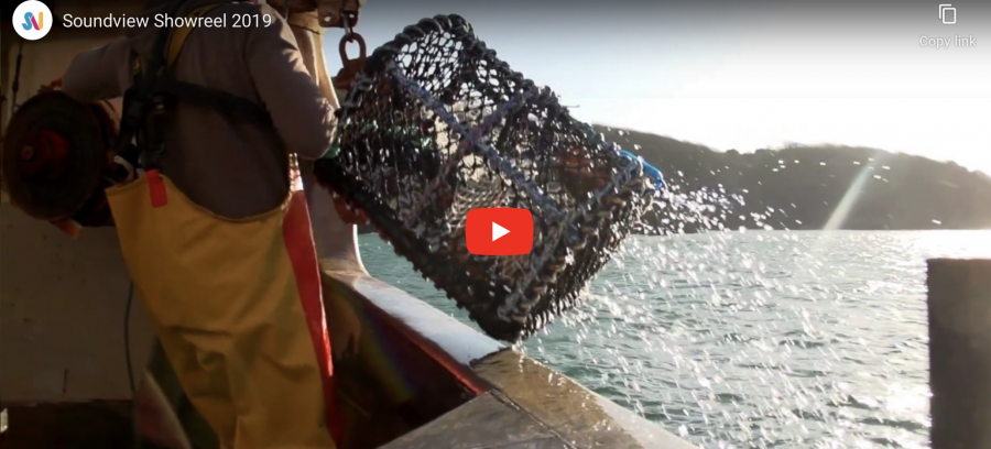 Fishermen thumbnail from Soundview; who offer video production services in Devon
