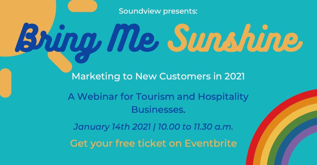 Bring Me Sunshine Webinar | Tourism in the South West in 2021
