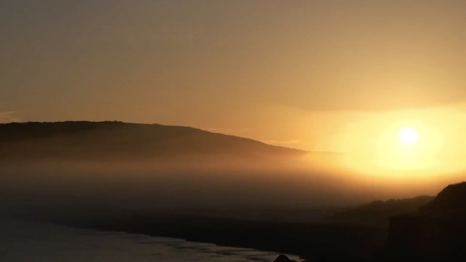 Sunrising in Cornwall from Tourism Webinar video