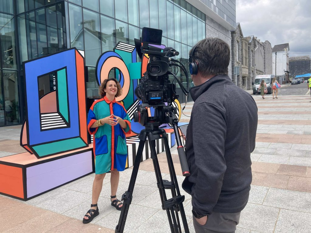 Camille Walala Interview